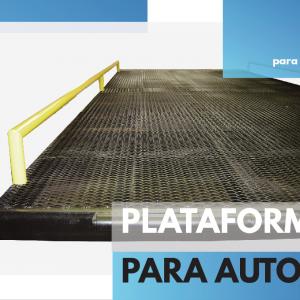 Plataformas para automóviles